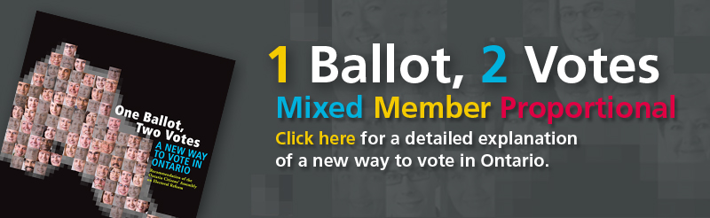 1 ballot - 2 votes. Learn more